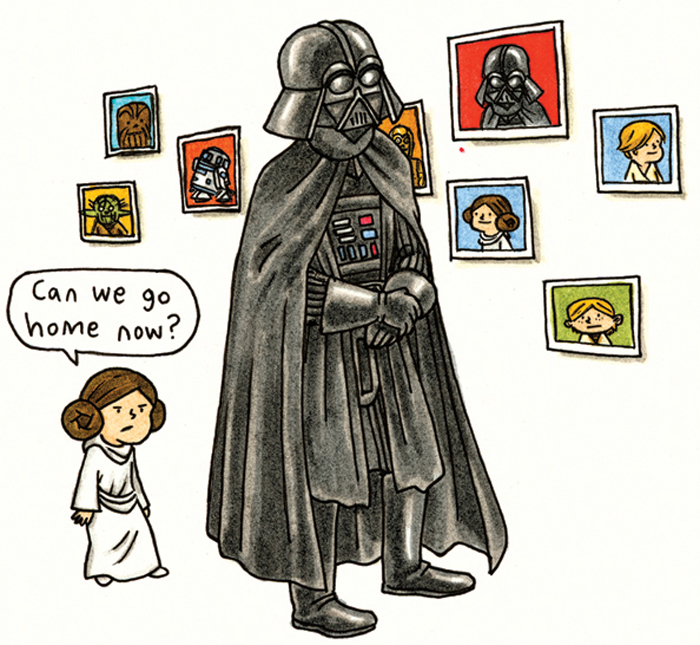 JEFFREY BROWN | STAR WARS™ | scott eder gallery